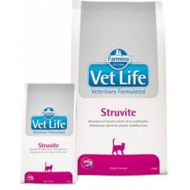 Farmina Vet Life Cat Struvite / Диетическое питание для кошек при мочекаменной болезни (струвиты)