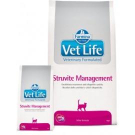 Farmina Vet Life Cat Struvite Management / Диетическое питание для кошек при струвитном уролитиазе и идиопатическом цистите