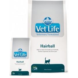 Farmina Vet Life Hairball / Полнорационное питание для выведению шерстяных комочков из желудочно-кишечного тракта