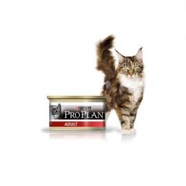 Консервы Pro Plan Adult Chicken - паштет для взрослых кошек с курицей (упаковка 24 штуки по 85 г)