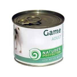 NP Dog Adult Game - корм c дичью для взрослых собак (упаковка 6 штук по 200г)
