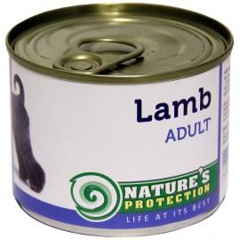 NP Dog Adult Lamb - корм с ягнёнком для взрослых собак (упаковка 6 штук по 200г)