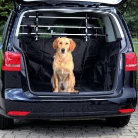 """1318 Чехол """"TRIXIE"""" для багажника автомобиля, 2,30х1,70 м,черный"""