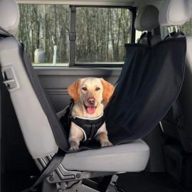 """1348 Чехол на сидения для автомобиля """"TRIXIE"""", черный 1,5х1,35 м,"""