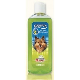 Шампунь для собак S.Beno с экстрактом Хвоща, 200мл