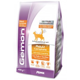 Gemon Cat Adult Complete - сухой корм для взрослых кошек с курицей