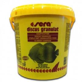 Sera Discus Granules - основной гранулированный корм для всех видов дискусов, 10л (4,2кг)