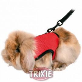 """Шлея """"TRIXIE"""" для морских свинок, кроликов и крыс"""