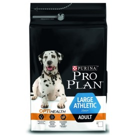 Pro Plan Large Adult Athletic с Комплексом Optihealth (курица и рис)