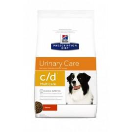 Hill's Prescription Diet c/d Multicare Urinary Care для собак (курица)