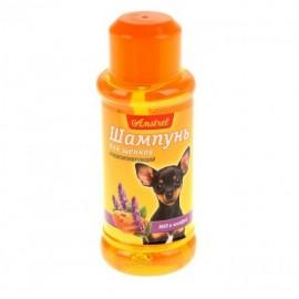 """Шампунь """"Amstrel"""" для щенков кондиционирующий с медом и шалфеем, 320 мл"""