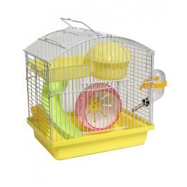 158 Клетка для мелких грызунов (23х17х25 см)