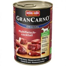 Gran Carno Fleisch Adult - мультимясной коктейль, 400г