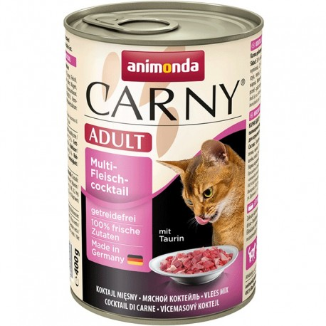 Carny Adult - мультимясной коктейль, 200г