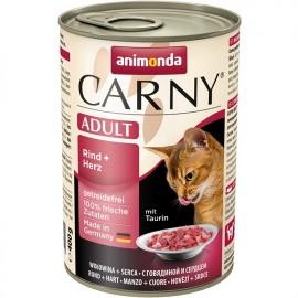 Carny Adult - с говядиной и ягнёнком (упаковка 12 штук)