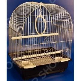 """Золотая Клетка """"A100 Gold"""" для птиц (30х23х39 см)"""