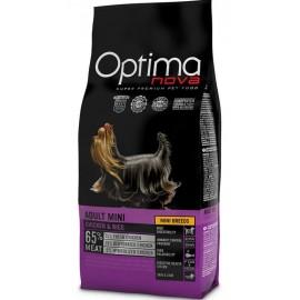 Optima Nova Adult Mini Chicken&Rice - для взрослых собак мелких пород с курицей и рисом