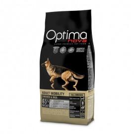 Optima Nova Adult Mobility Chicken&Rice - сухой корм для поддержки суставов собак с курицей и рисом