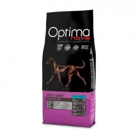 Optima Nova Adult Giant Chicken&Rice - сухой корм для взрослых собак гигантских пород с курицей и рисом