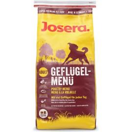 Josera Poultry Menu (Adult Medium/Maxi) - для взрослых собак средних крупных пород c мясом домашней птицы