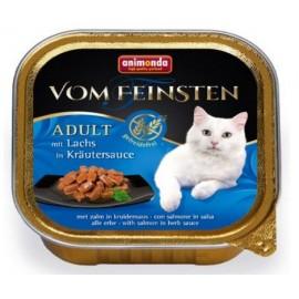 Vom Feinsten Adult - с куриной печенью (упаковка 16 штук по 100г)