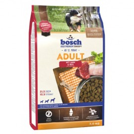 Bosch Adult Lamb & Rice (Бош Эдалт Ягнёнок и Рис)