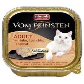 """Animonda Vom Feinsten Adult """"Меню для гурманов"""" с индейкой, куриной грудкой и травами, 100г"""