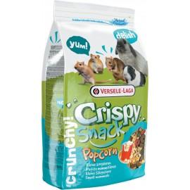 VERSELE-LAGA Crispy Snack Popcorn - дополнительный корм для кроликов и грызунов (650г)
