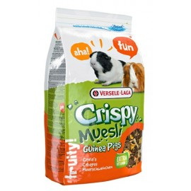 VERSELE-LAGA Crispy Muesli Guinea Pigs - полноценный корм для морских свинок