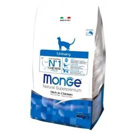 Monge Cat Urinary - сухой корм для взрослых кошек для профилактики мочекаменной болезни