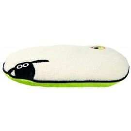 "36877 Лежак ""TRIXIE"", ""Shaun the Sheep"" 80х50 см, кремовый/зеленый"