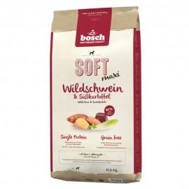 Bosch Soft+ Maxi Wild Boar & Sweetpotato (Бош Софт+ Макси Дикий кабан и Батат)