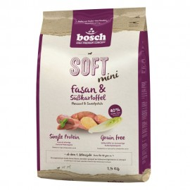 Bosch Soft+ Mini Pheasant & Sweetpotato (Бош Софт+ Мини Фазан и Батат)
