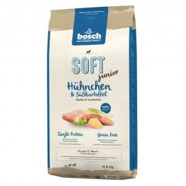 Bosch Soft+ Junior Chicken & Sweetpotato (Бош Софт+ Юниор Цыпленок и Батат)
