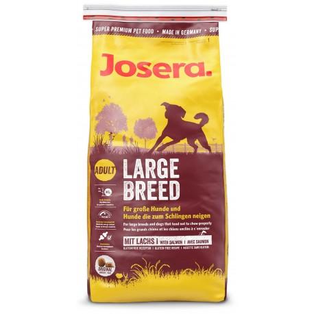 Josera Large Breed - для взрослых активных собак крупных пород c мясом домашней птицы