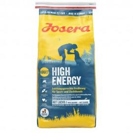 Josera High Energy - для взрослых спортивных, племенных и рабочих собак