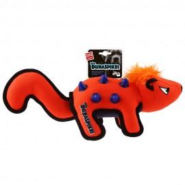 """75407/1 Игрушка """"GiGwi"""" для собак """"Дюраспайк-Енот"""" с резиновыми вставками, повышенной прочности, 38 см"""