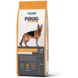 Vincent FIDOG Vitality - полнорационный корм для активных собак всех пород.