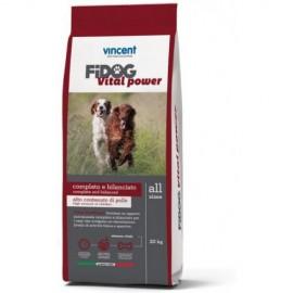 Vincent FIDOG Vital Power - полнорационный корм для собак с повышенной активностью