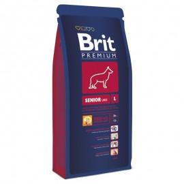 Brit Premium Senior L - корм для пожилых собак крупных пород