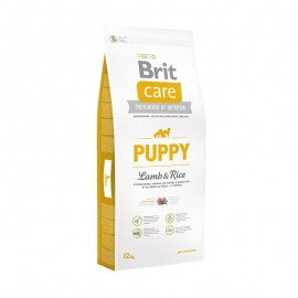 Brit Care Puppy All Breed Lamb & Rice - корм для щенков всех пород
