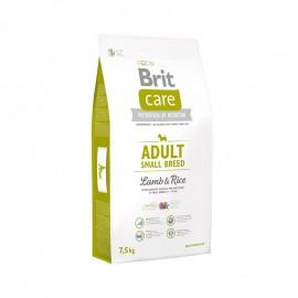 Brit Care Adult Small Breed Lamb & Rice - корм для взрослых собак мелких пород
