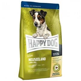 Happy Dog Mini Neuseeland - для взрослых собак до 10 кг, склонных к пищевым аллергиям и собак с чувствительным пищеварением