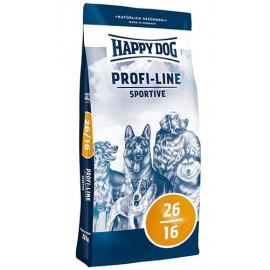 Happy Dog Sportive - корм для собак, нуждающихся в повышенном количестве энергии, а также содержащихся на улице (птица)