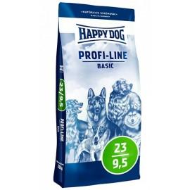 Happy Dog Basic - корм для взрослых собак, имеющих нормальные потребности в энергии (птица)
