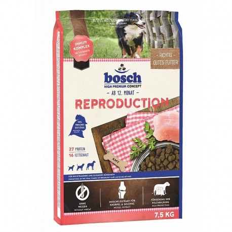 Bosch Reproduction (Бош Репродакшн)