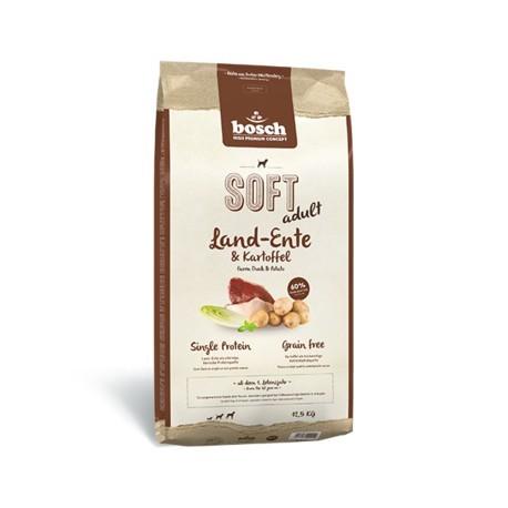 Bosch Soft+ Land-Ente & Kartoffel (Бош Плюс Софт Деревенская утка и Картофель)