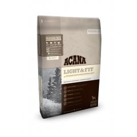 Acana Light&Fit - облегченный корм для взрослых собак всех пород