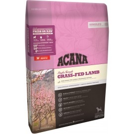 Acana Dog GRASS-FED LAMB - гипоаллергенный беззерновой корм для всех пород (ягненок)