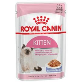 Пресервы для котят Kitten Instinctive (Киттен Инстинктив) в желе, 85 г